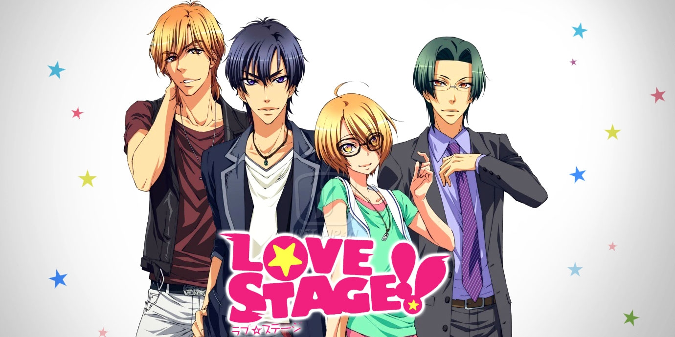Wallpaper Geek Girl Anime Review Love Stage 2014 C T R L G E E K P O D
