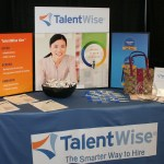 TalentWise Vendor Booth