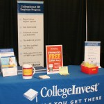 College Invest Vendor Booth