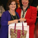 Susie Hausman wins Coach bag from TalentWise