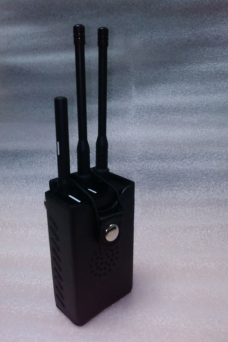 Portable All Remote Controls Jammer 315-433-868mhz jammer