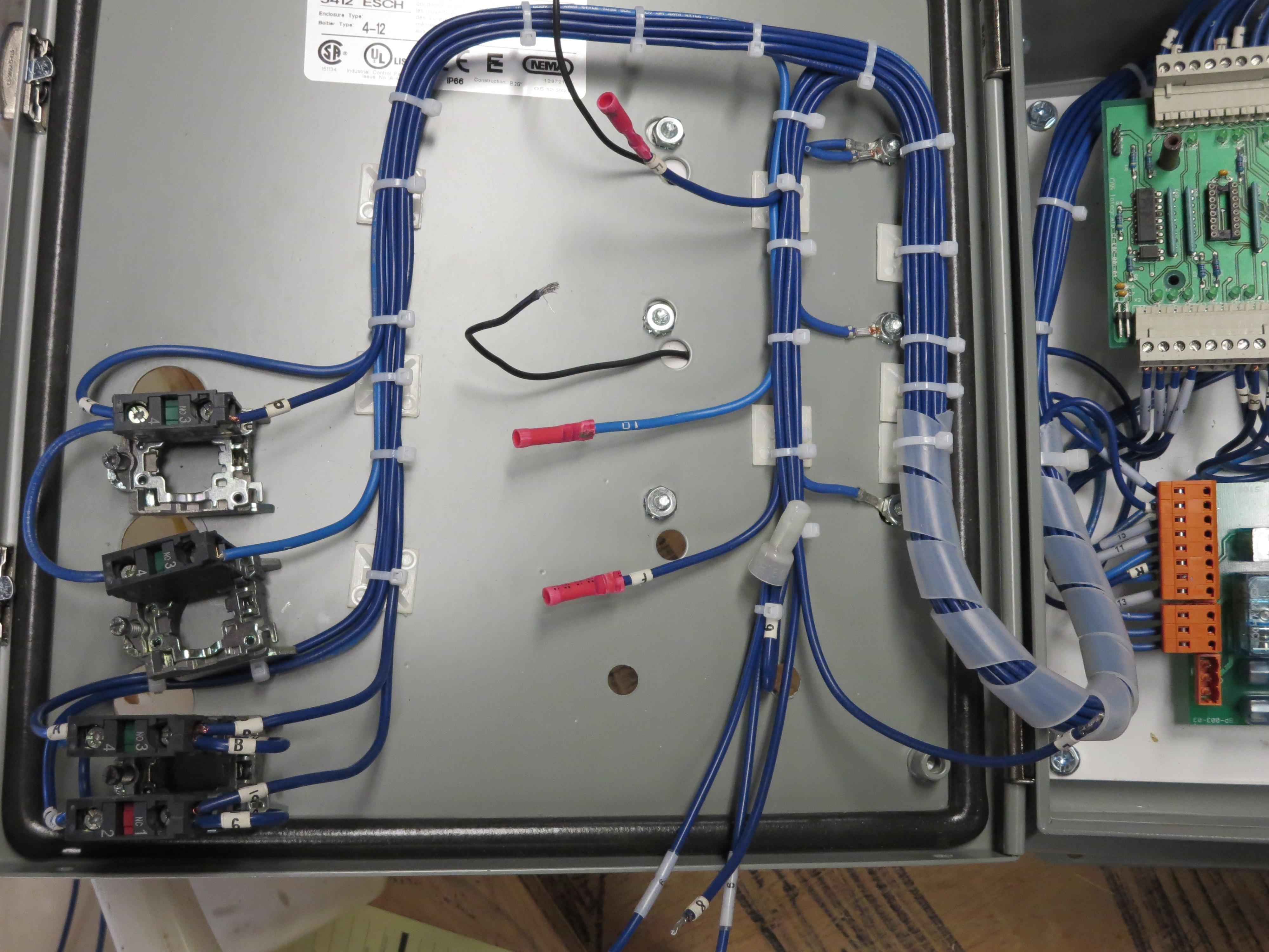 Boat Wiring Harness Board Box Diagram Simple Schema
