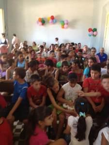 Fiesta de reyes en Taguayabón. Domingo 12 de enero
