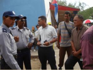 Pastores por el cambio hostigados en Cuba por intentar hacer lo mismo que el predicador en el Zòcalo