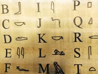 Wir sprechen Ägyptisch!