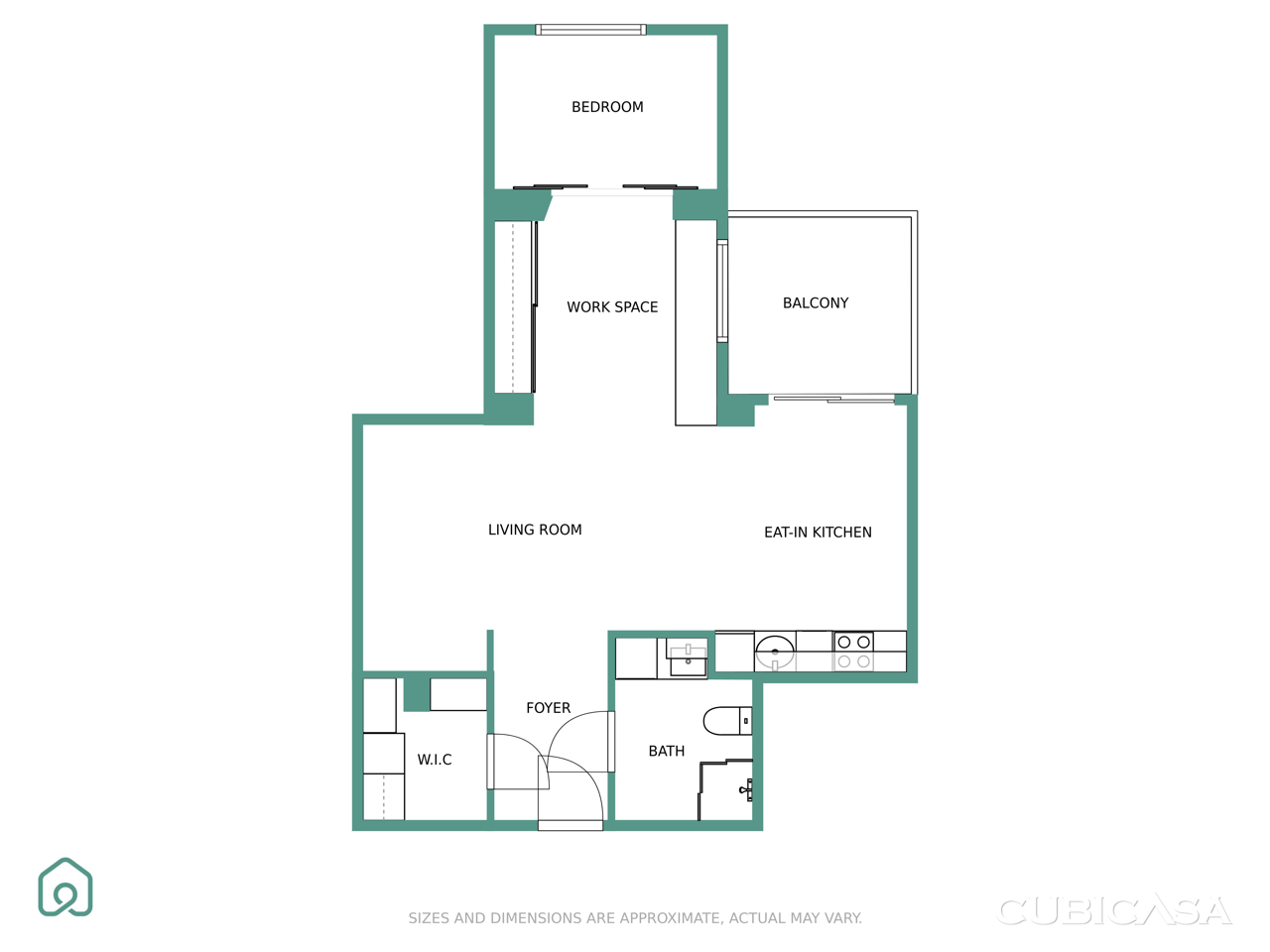 Roomsketcher Balcony Why Real Estate Agents Should Use Floor Plans In Listings