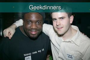 Geekdinners with Dave Shea