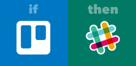 Trello into Slack via IFTTT