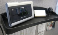 Enhance your Office Cubicle Decor with a Cubicle Shelf ...