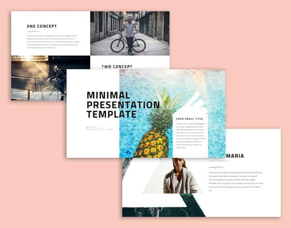 Presentation Design Trends Ninjawards 2018 2018 Presentation Design