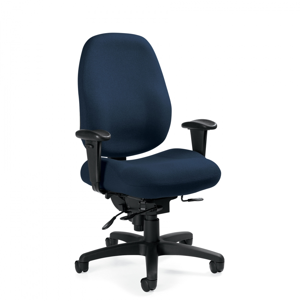 Desk Seat Midas Plus Size Desk Chair