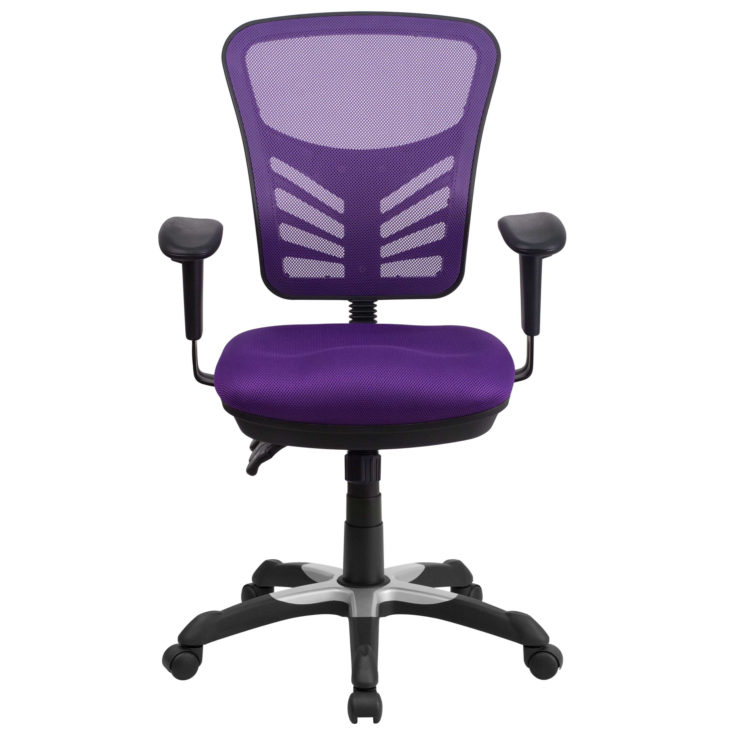 Colorful Desk Chairs Mensa Contemporary Office Chairs
