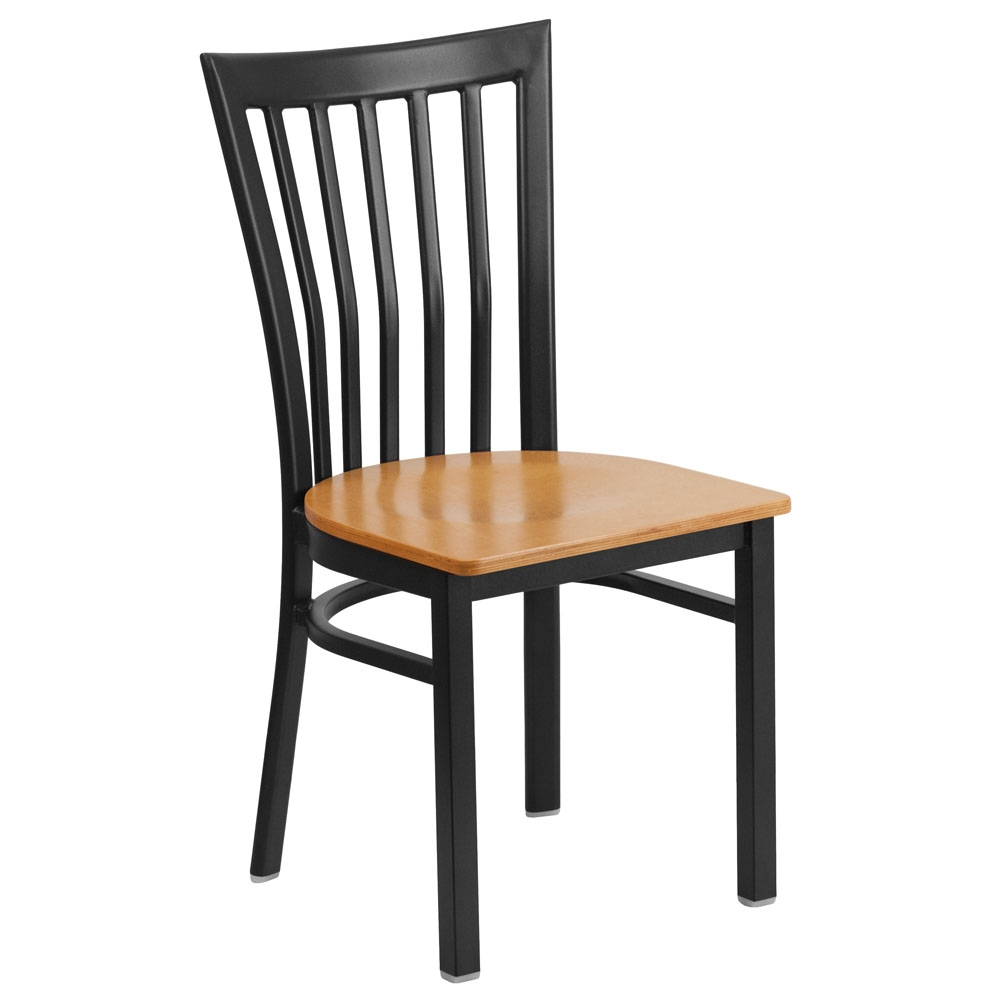 Chairs Comfortable Amelie School House Back Comfortable Dining Chair