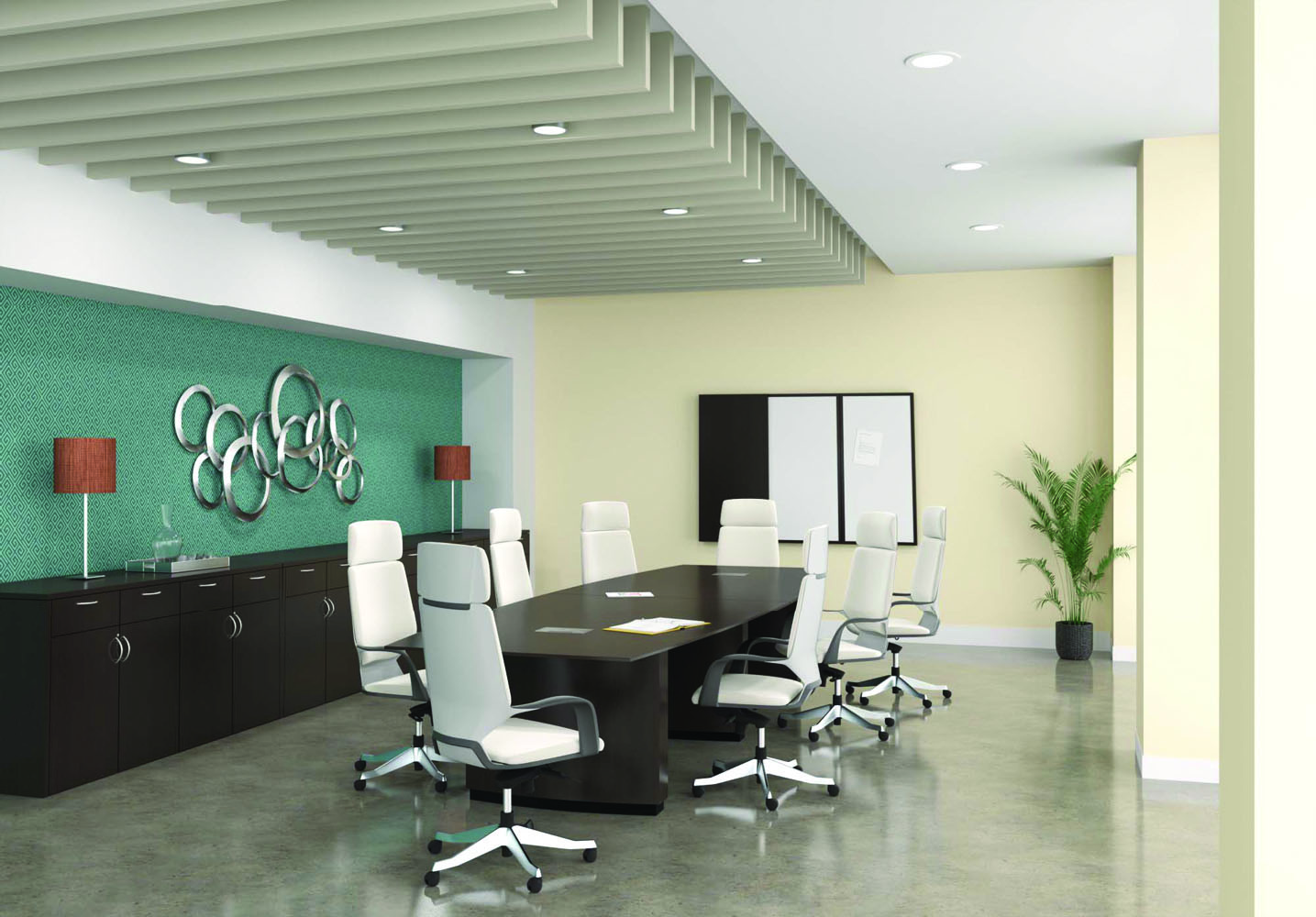 Conference Table And Chairs Meeting Room Furniture