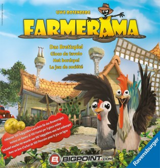 Portada de Farmerama