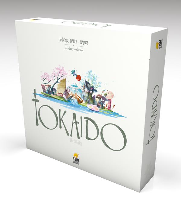 Caja de Tokaido