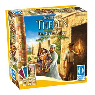 Caja de Theben: Die Grabräuber