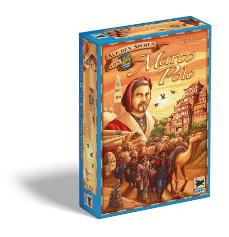 Caja de Auf den Spuren von Marco Polo