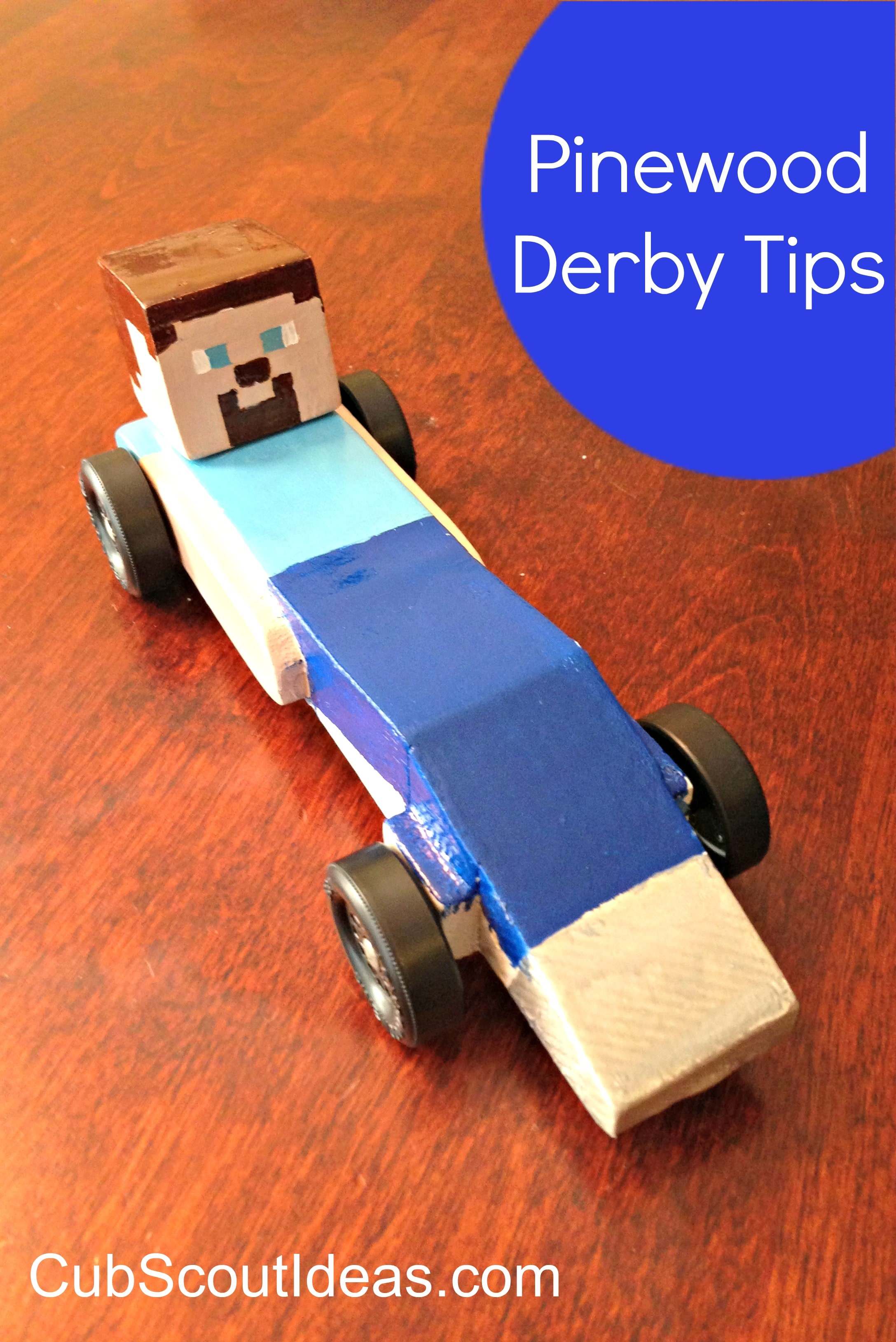 pinewood derby cars ideas