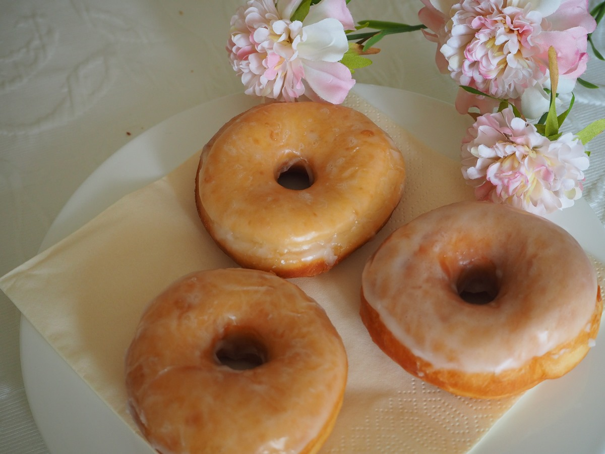 Donut Handtuch Donuts Oder Donoughts Cucina Christina