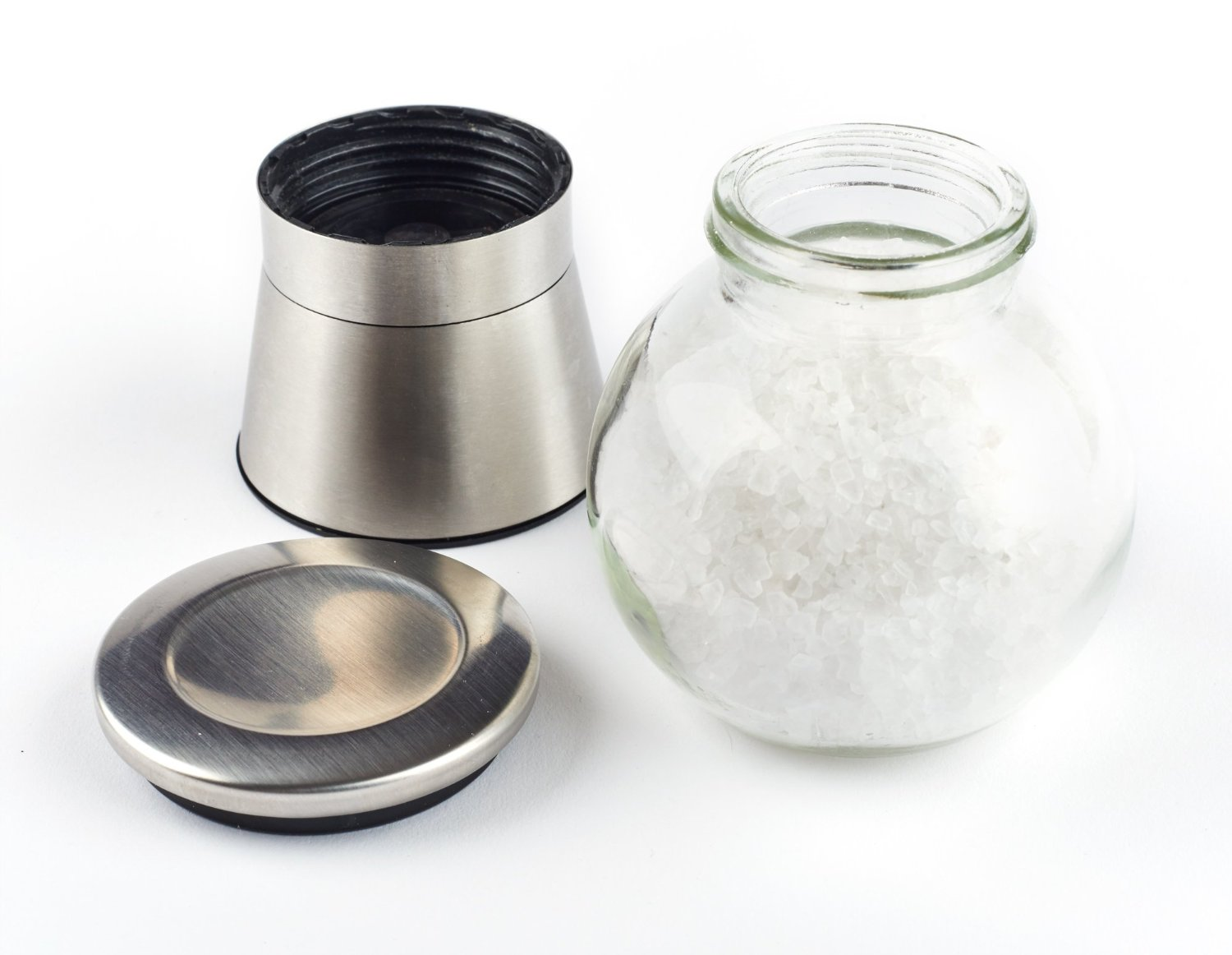 Unique Salt And Pepper Grinders Cucina Chef Salt And Pepper Grinders Special Discount