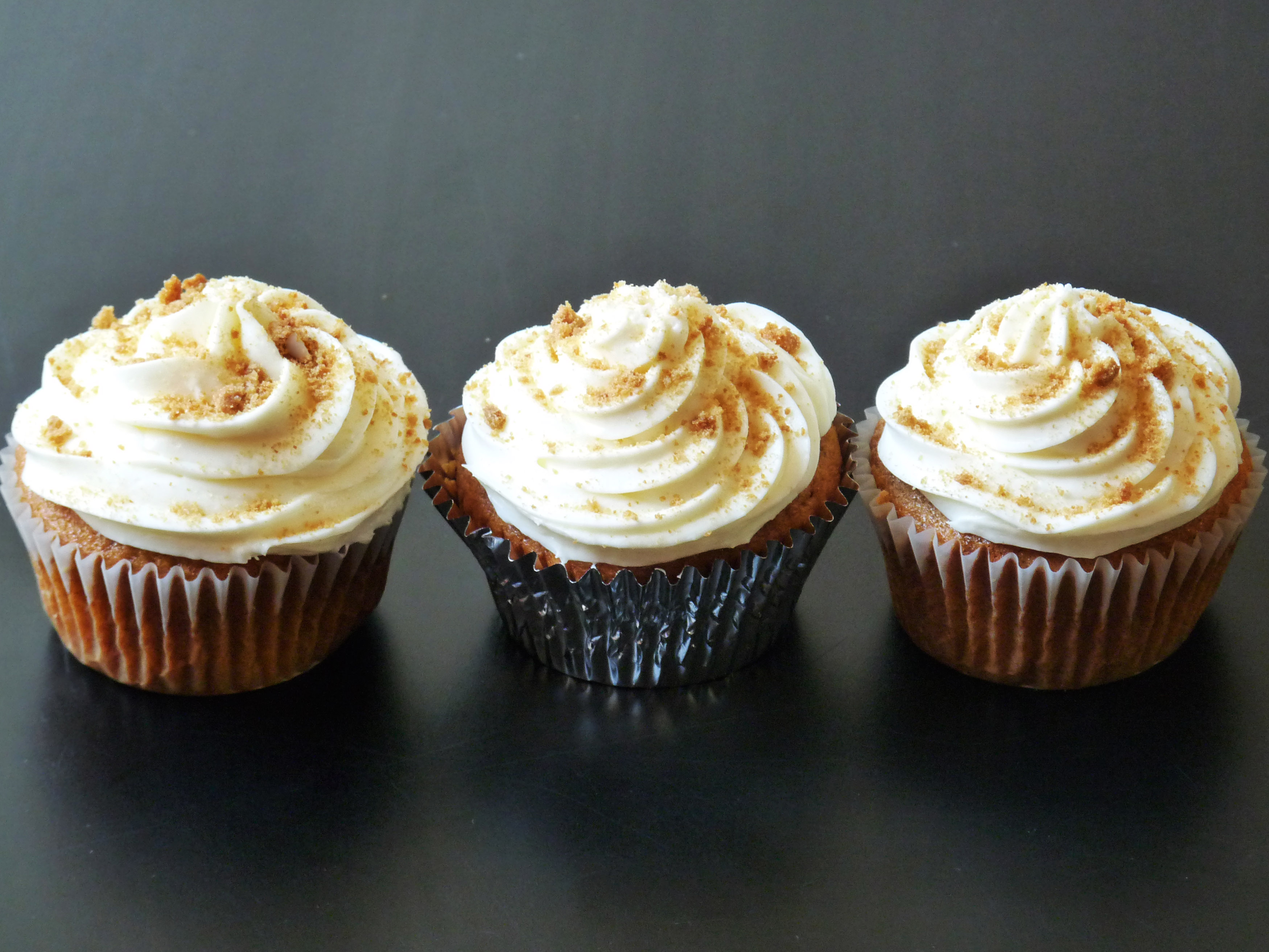 Cucina Fresca Meaning Pumpkin Cupcakes With Cream Cheese Frosting Cucina Fresca