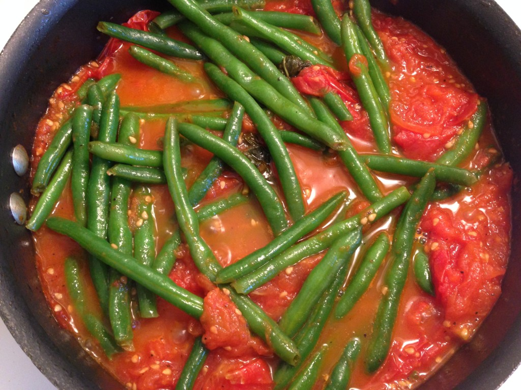 Cucina Antica Tomato Basil Heb Sauteed Green Beans With Fresh Tomatoes Cucina Mia