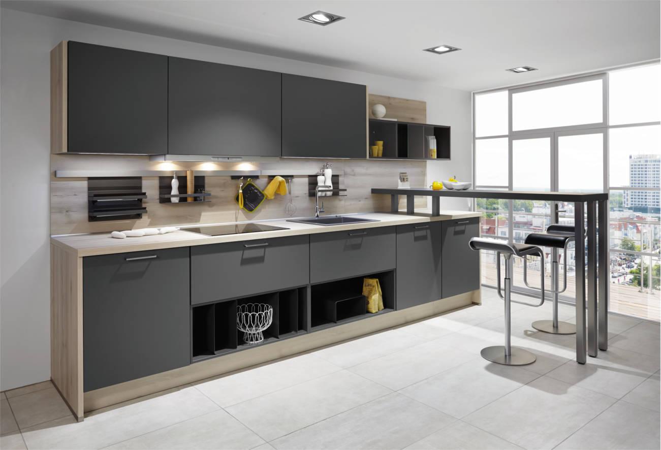 Cucina Moderna Lineare   Cucina Lineare Iside Regina Di Arrex