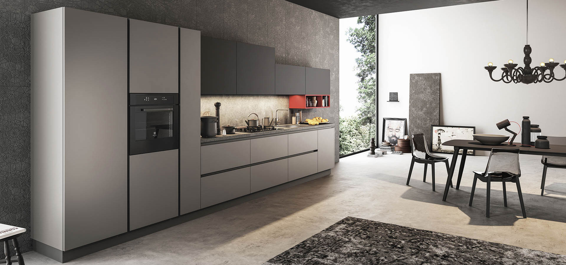 Cucina Snaidero Old America Outlet Cucine Lombardia Awesome Scontata Uac With Outlet Cucine