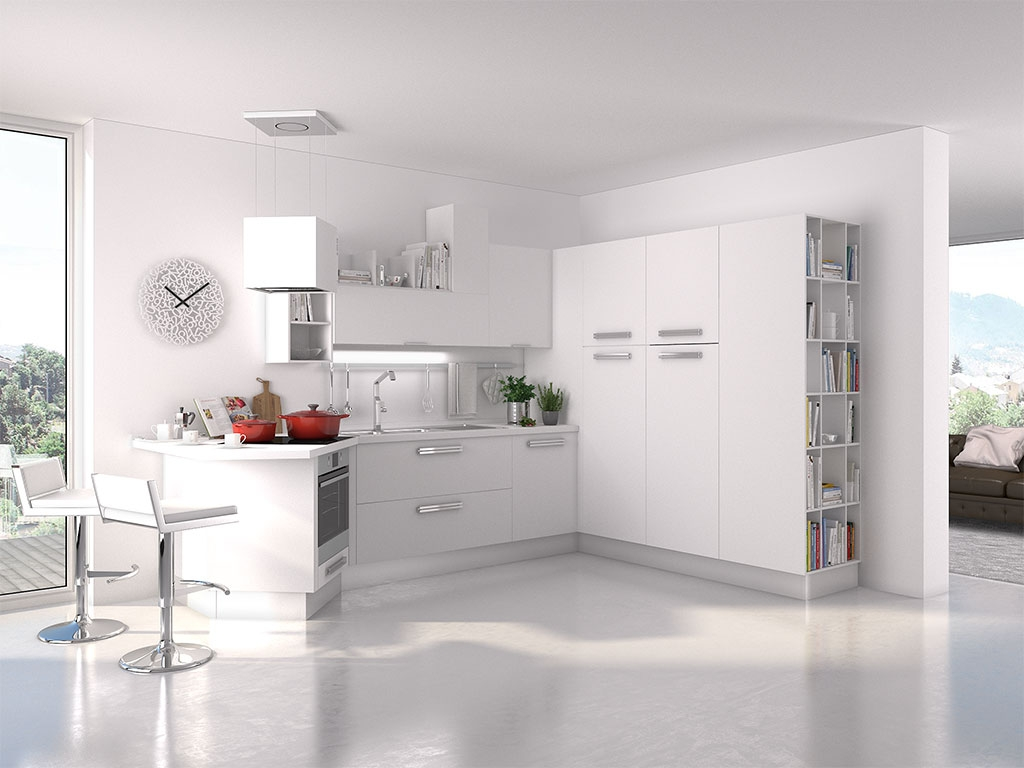 Cucina Lube Pino Kaki Swing Modern Kitchens Lube Official Website
