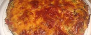 Torta di verdure e formaggio