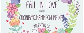 Fall in love – contest per San Valentino