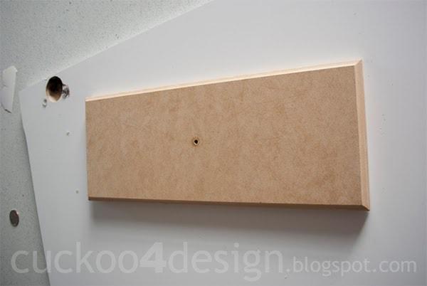 Painting Laminate Kitchen Cabinets - Cuckoo4Design
