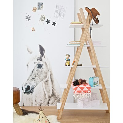 Teepee Kids Kids Teepee Bookcase By Woood