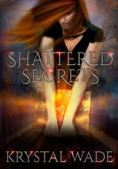 Shattered Secrets (Book os Red #1)