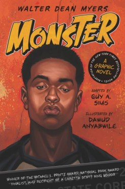 Monster- A Graphic Novel