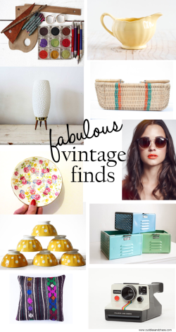 fabulous vintage finds