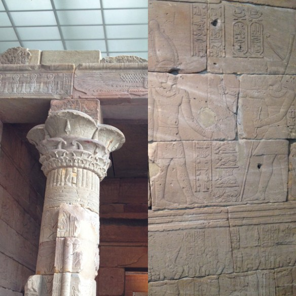 the met with kids: temple of dendur