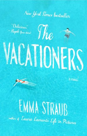 Paperback Posse June | virtual book club pick The Vacationers