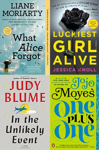 Paperback Posse   July virtual book club picks