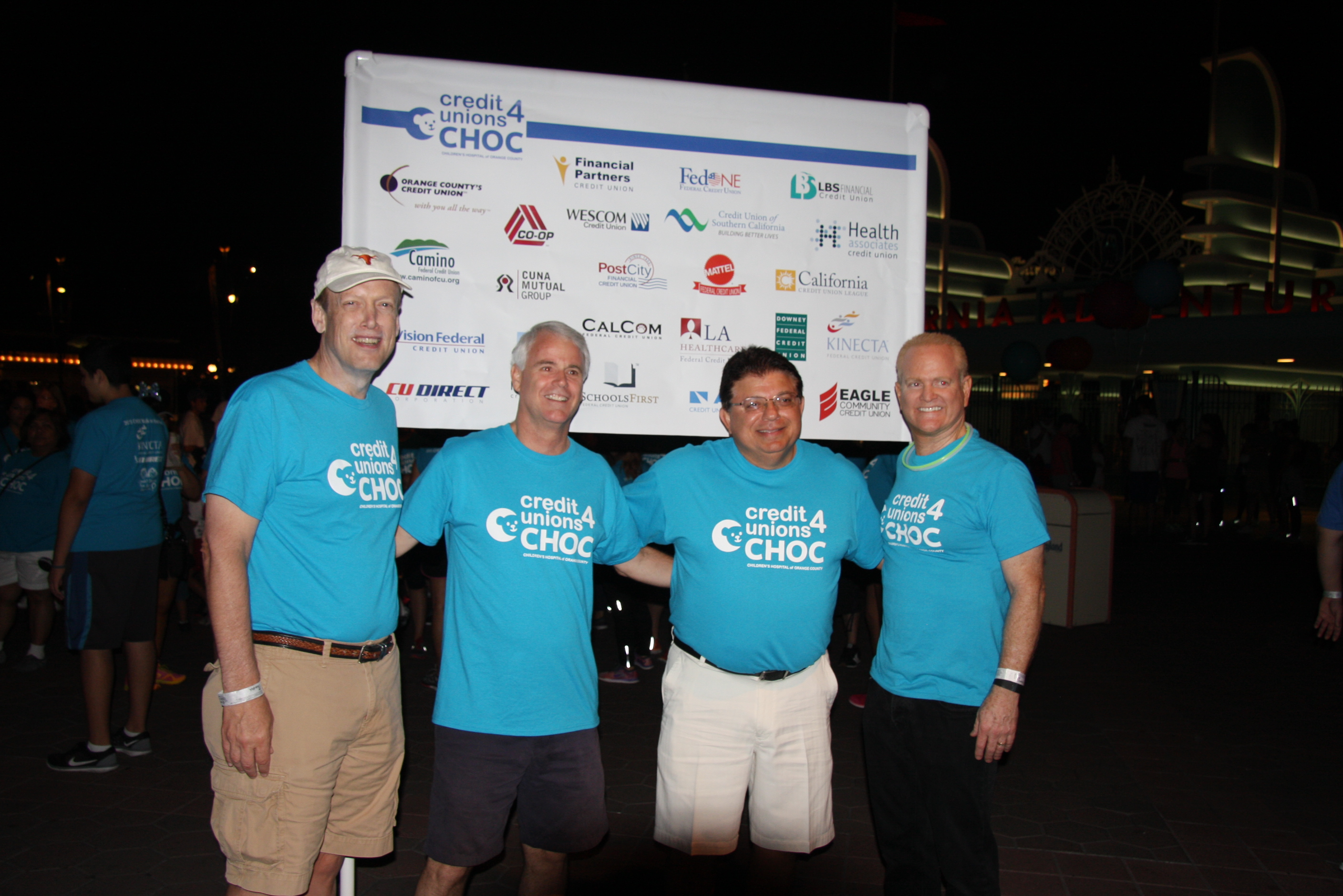 California Credit Unions And Partners Raise More Than 139 000 In The 25th Annual Choc Walk In The Park Cuinsight