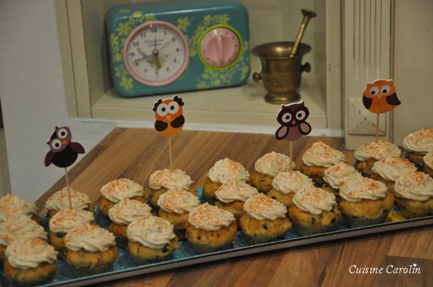 saure Mini-Cupcakes