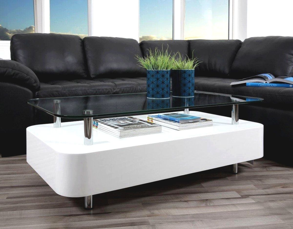 Table Basse Blanche Design Table Basse Design Laque Blanc Cuisine Idconcept