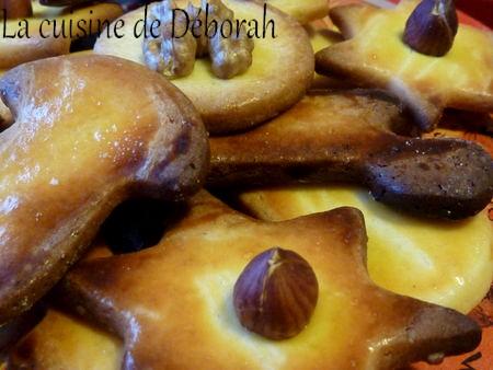 Butterbredla, les petits fours au beurre   Cuisine de Deborah