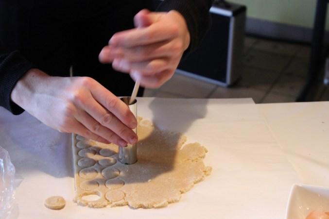 Les choux-pops **Salon du blog culinaire** Cuisine de Deborah