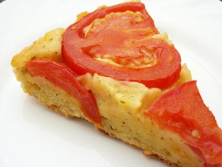 Tarte tatin aux tomates - Cuisine de Deborah