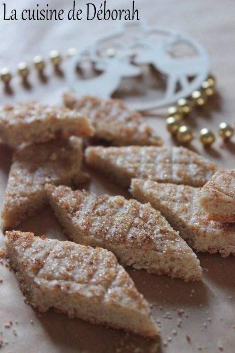 Biscuits à la cannelle   Cuisine de Deborah