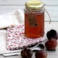 Gelée de nèfles ou Medlar Jelly