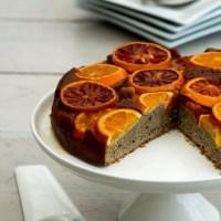 Le Goûter du Dimanche : Gâteau renversé au sarrasin et amandes à l'orange