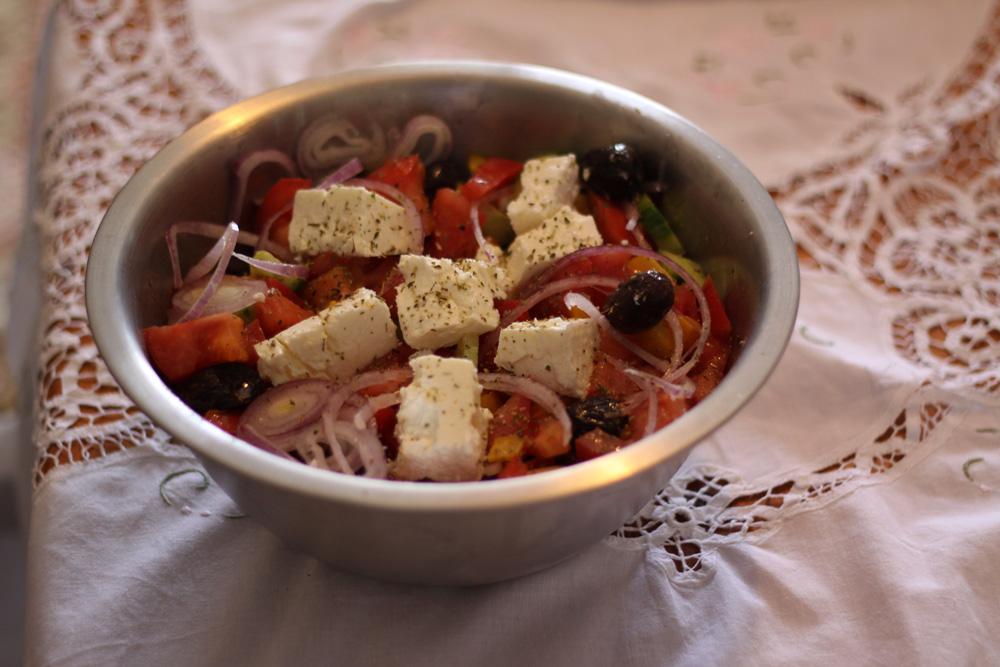 Recette gratin de courgettes cuisine grecque - Cuisine grecque traditionnelle ...